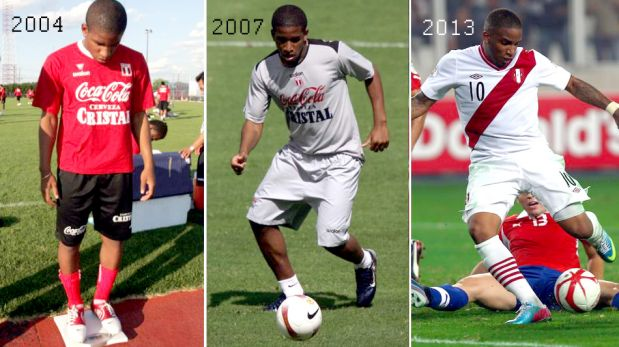 FOTOS: el antes y después de los jugadores peruanos que partieron temprano a Europa
