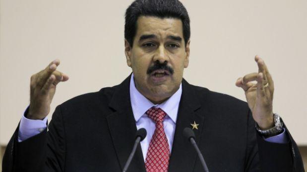 En Venezuela denuncian plan para asesinar al presidente Nicolás Maduro