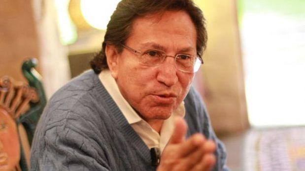 Alejandro Toledo asistirá a reunión con líderes políticos en Palacio