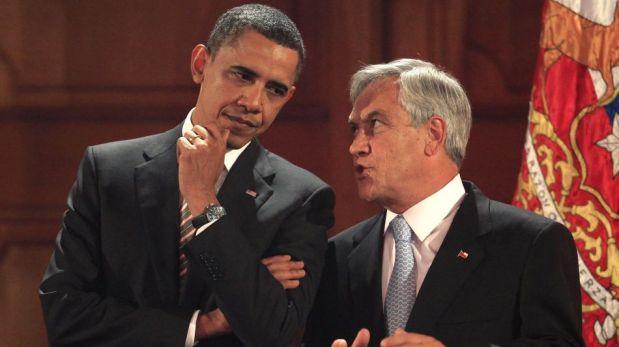 Sebastián Piñera incluiría tema de La Haya en reunión con Barack Obama