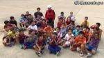 La Vieja Fútbol Club: señora tiene 88 años y hace 40 entrena a calichines - Noticias de bombonera