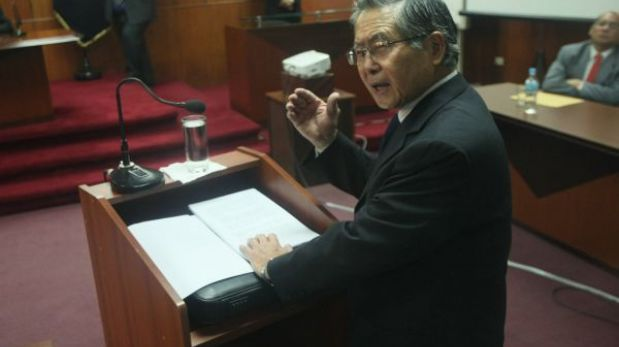 Perú Posible: indulto a Fujimori debe resolverse tras fallo de La Haya