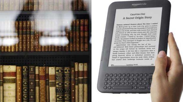 OPINA: ¿Prefieres los libros físicos o los e-books?