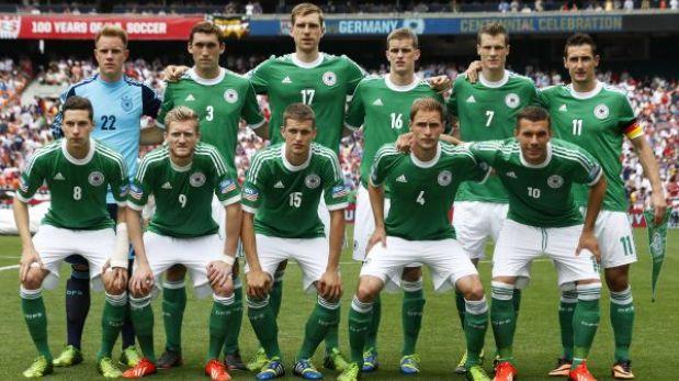Alemania de Low cayó 4-3 ante Estados Unidos de Klinsmann