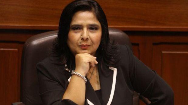 """Ministra Jara reiteró que no usó fondos de ministerio """"para fines proselitistas"""""""