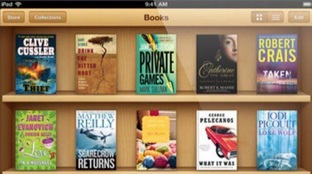 EE.UU. acusa a Apple de conspirar para fijar los precios de los e-books