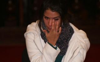 FOTOS: Eva Bracamonte afrontó una audiencia clave en el caso Myriam Fefer