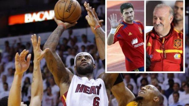 Selección española asistirá a la primera final de la NBA