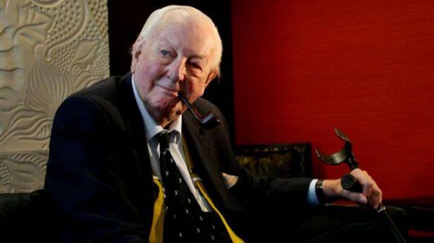 Murió el escritor británico Tom Sharpe a los 85 años de edad