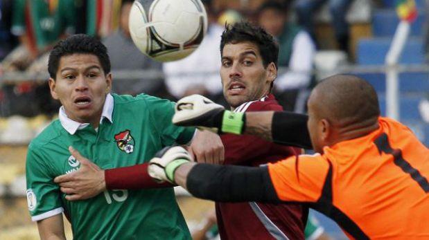 Venezuela empató 1-1 ante Bolivia y sumó un punto valioso en La Paz