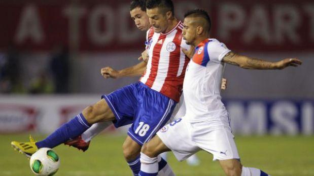 Chile ganó 2-1 a Paraguay y da un paso gigante hacia el mundial