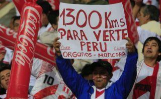 FOTOS: así se vive la previa del partido entre Perú y Ecuador en el Estadio Nacional