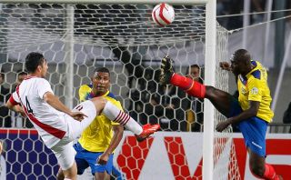 VIDEO: mira el gol de Pizarro que le dio la victoria a Perú ante Ecuador