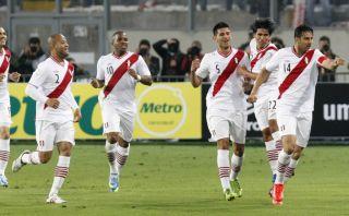 PONLE NOTA: ¿Quién fue el mejor de Perú en el triunfo ante Ecuador?