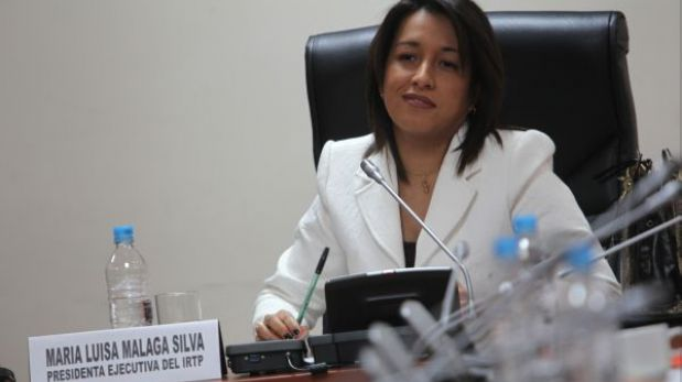Jefa de TV Perú responde a críticas por televisar actividades de Humala