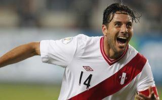 Claudio Pizarro y el día que por fin hizo un gol decisivo para el Perú