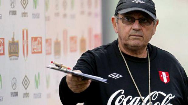 La FPF quiere que Markarián continúe trabajando en el fútbol peruano