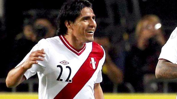 Edwin Retamoso, el Roger Serrano de la selección de Sergio Markarián