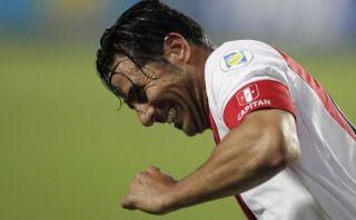 VIDEO: así narró la TV ecuatoriana el golazo de Claudio Pizarro