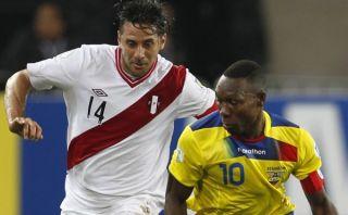 Pizarro fue el más destacado de la fecha 13 de Eliminatorias para la FIFA