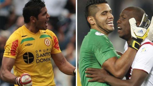 ¿Fernández atajó mejor ante Ecuador o con la 'U' en la final del 2009?