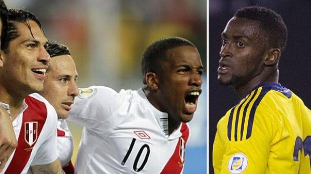 La delantera colombiana le teme a Guerrero, Farfán y Pizarro