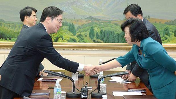 Las dos Coreas dialogarán para acercar a sus gobiernos tras tensiones