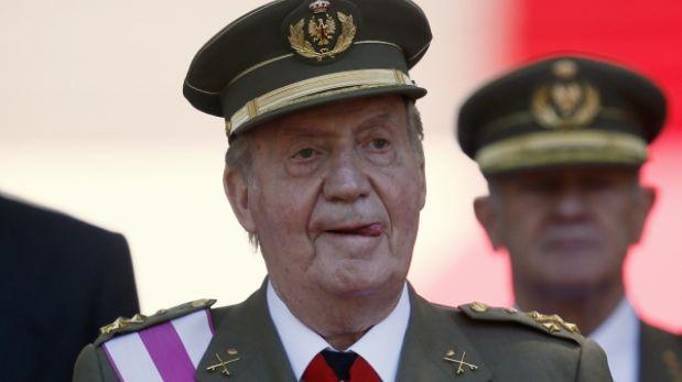 Primas del rey de España fueron imputadas por lavado de activos