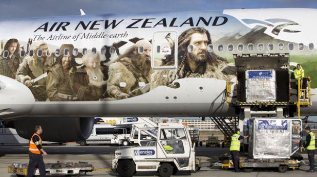 """Película """"El Hobbit"""" aumentó visitas de turistas en Nueva Zelanda"""
