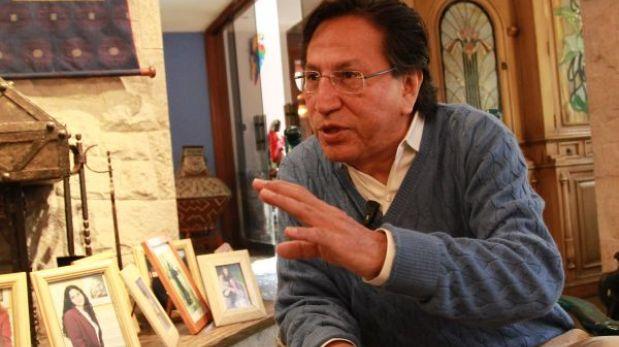 """Alejandro Toledo: """"No conozco los negocios de Maiman ni de mi suegra"""""""
