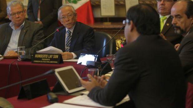 Comisión de Ética aumenta a 14 sus miembros para el período 2013-2015