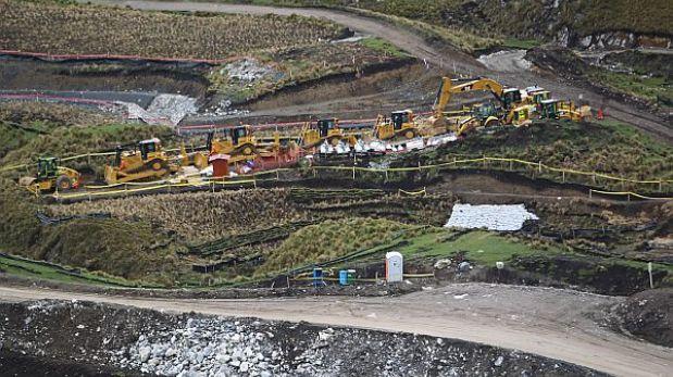 Cajamarca: construcción de reservorio empezaría segundo trimestre de 2014