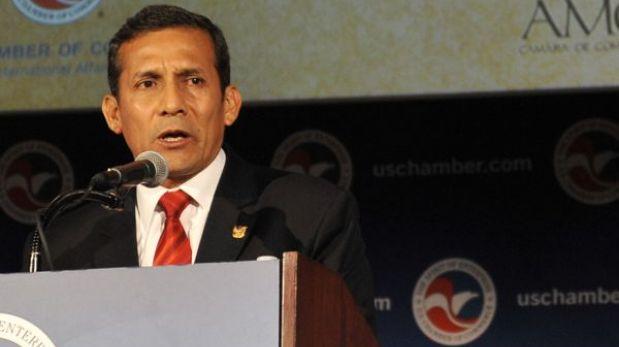 """Humala habló del """"sueño peruano"""" para compatriotas que retornen al país"""