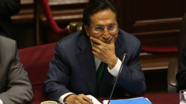 Alejandro Toledo responderá hoy ante la Fiscalía por el caso Ecoteva