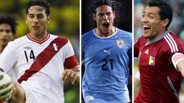Eliminatorias Brasil 2014: un vistazo a las cuatro fechas que faltan jugar