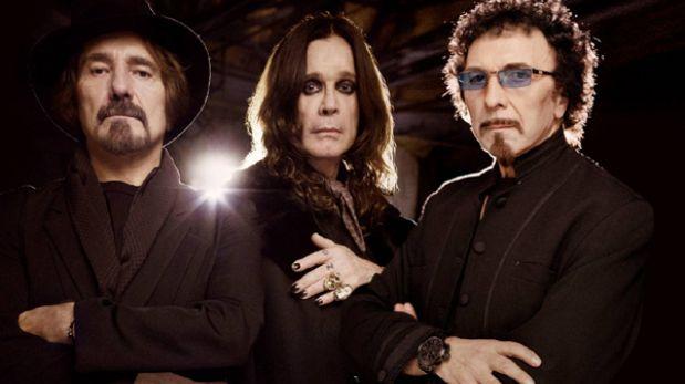 Ver a Black Sabbath en Lima costará entre 156 y 805 nuevos soles