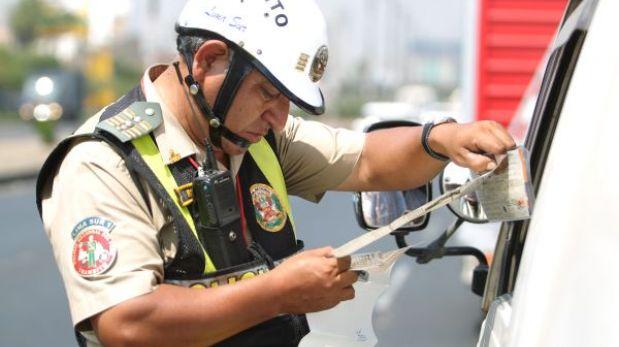Municipalidad de Lima pide restablecer las fotopapeletas en vías rápidas