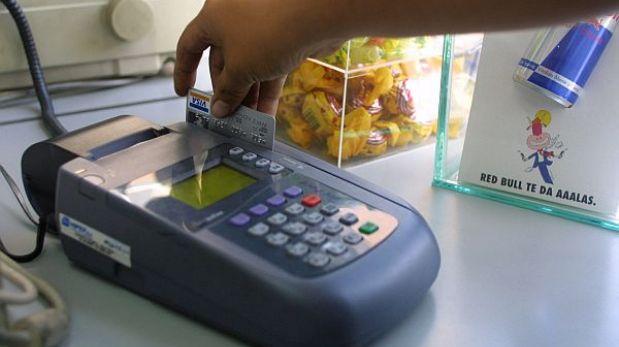 Pagos con tarjetas aumentaron 12% en los primeros diez meses del 2013