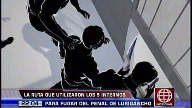 Abogados de cinco prófugos estarían involucrados en escape de Lurigancho