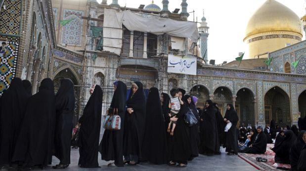 FOTOS: las elecciones en Irán acabaron con una alta participación