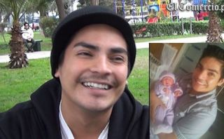 Dia del Padre: Erick Elera cuenta su experiencia como papá primerizo