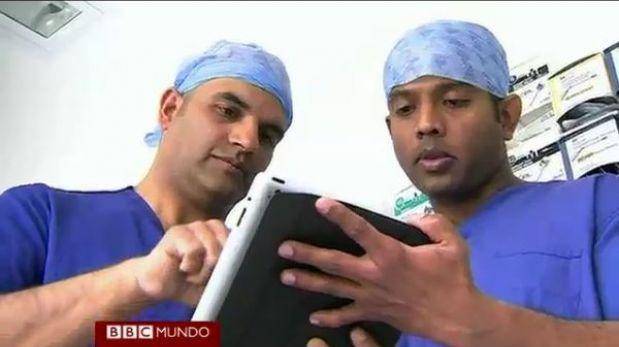 VIDEO: una aplicación para practicar antes de una cirugía