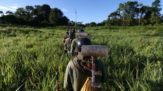 FOTOS: el Huallaga intenta escapar de los estigmas de una guerra que duró más de 30 años