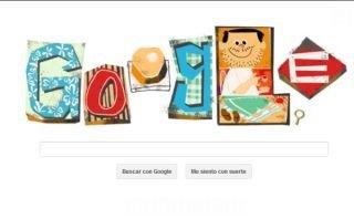 Google también se sumó a la celebración por el Día del Padre