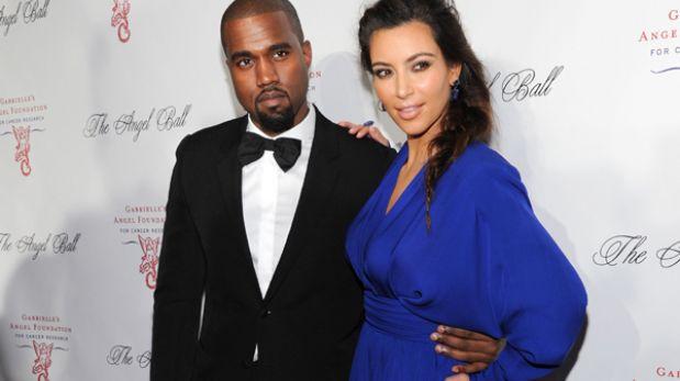 """Kim Kardashian y su hija """"están saludables y descansando"""""""