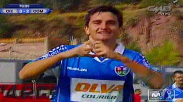 Unión Comercio derrotó 2-0 a Cienciano en el Cusco