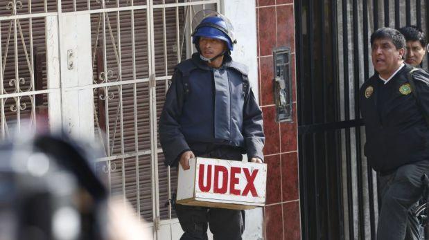 FOTOS: la megaoperación policial que acabó con la vida de 'Puerto Rico' y cómplice prófugo del penal de Lurigancho