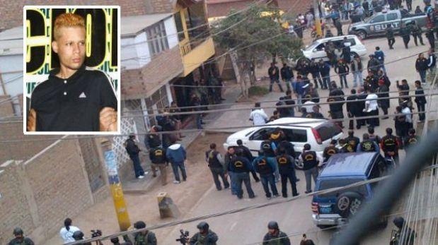 Fiscalía investigará operación policial que dio muerte a asesino de Luis Choy