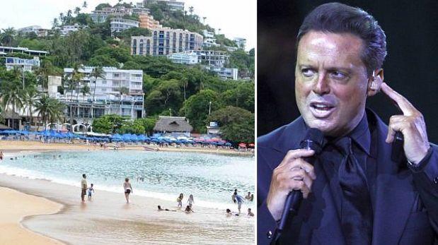 Acapulco quiere renacer para el turismo con Luis Miguel como imagen de promoción