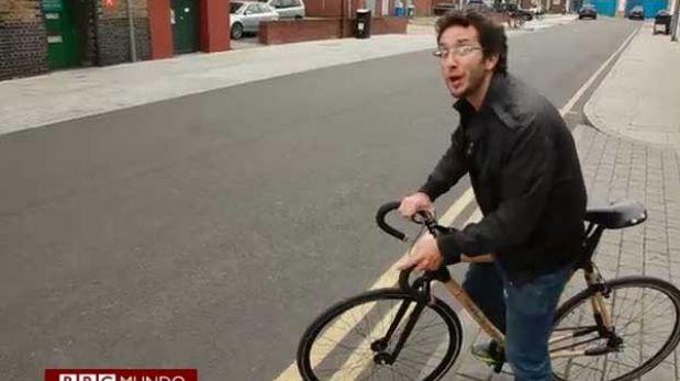 VIDEO: haz tu propia bicicleta de bambú